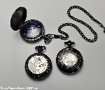 Midnight Luna Pocket Watch