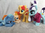Ponyplushies