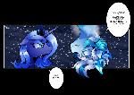 U cold Luna?