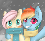 Flutters and Dashie
