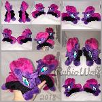 2x MLP 6 inch mini apologetic Tempest :Commission: