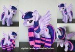 Princess Twilight Sparkle plush