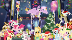 Hearth's Warming Party Wallpaper