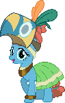 MLP Vector - Mage Meadowbrook #3