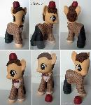 My little Pony Custom Doctor Who 11th Doctor