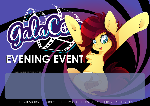 Galacon 2017 Ticket - Evening event