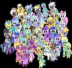 100 Pones Celebration
