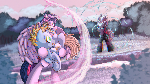 MLP | Commission: Tempest Attack