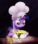 Twilight cooking potato muffins