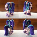 MLP Aria Blaze Plush (commission)