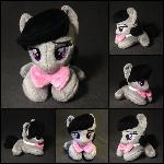 Tiny Octavia Melody Plush