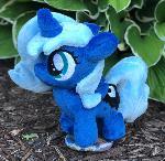 Tiny Young Princess Luna