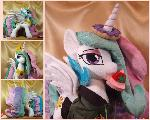 Princess Celestia collage