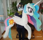 XL Lifesize Princess Celestia 70 inches / 175 cm