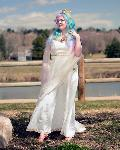 Princess Celestia Cosplay
