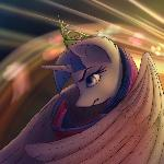 twilight sparkle magical might
