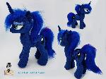 Casual Princess Luna - the fun has been doubled!