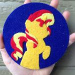 Feltcraft Sunset Shimmer
