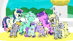 Hooves and Heartstrings Canterlot Gathering