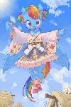 J-Lolita Rainbow Dash