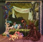 Commision Pony
