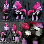 Tempest Shadow Plush Commission