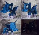 Plushie Princess Luna 11 inches