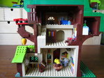 Lego MOC golden oak library mlp fim