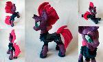 Tempest Shadow (Fizzlepop Berrytwist) plushie
