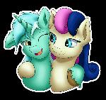 Lyra-Bonbon bust 2
