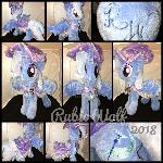 MLP 15 inch Alicorn Trixie w/ accessories .:Comm:.