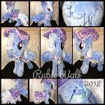 MLP 15 inch Alicorn Trixie w/ accessories .:Comm:.
