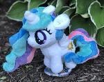 Tiny Princess Celestia For Bronycon