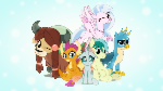 Friendship Six Wallpaper