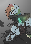 Rainbow Dash - Dishonored Crossover