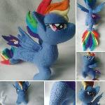 Rainbow Dash SeaPony