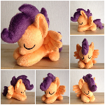 Plushie Tiny Scootaloo