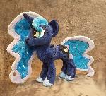 12 inch Princess Luna plush