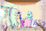 Redecorating - Lyra And Bonbon Day