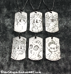 Student Six Pendants
