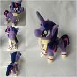 Winter Wonder Twilight Sparkle Plush