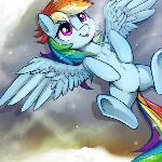 Rainbow on Ice