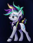 Rarity new hairstyle