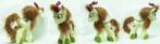 MLP - custom Autumn Blaze plush