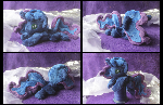 Season 2 Baby Luna Plushie - Art Trade
