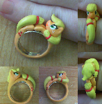 Applejack Ring