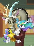 What is your favorite pony, Discord?