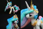Mini Princess Celestia plush