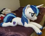 Lifesize Shining armor - in progress