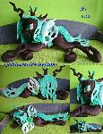 Life size (laying down) Queen Chrysalis for sale